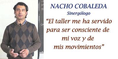 NACHO COBALEDA